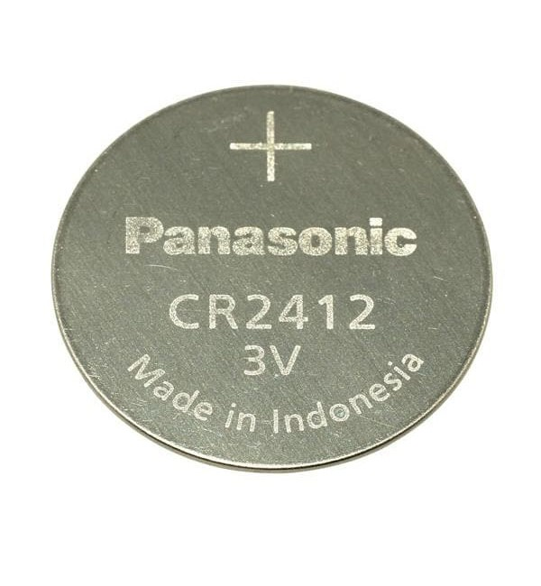 باتری سکه ای ۳ولت پاناسونیک Panasonic کد CR2412