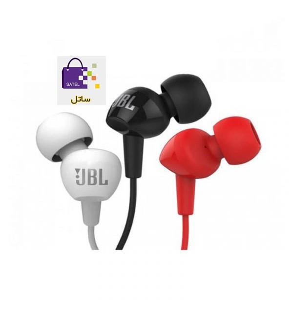 هندزفری سیمی جی بی ال مدل JBL C100SI Headphone