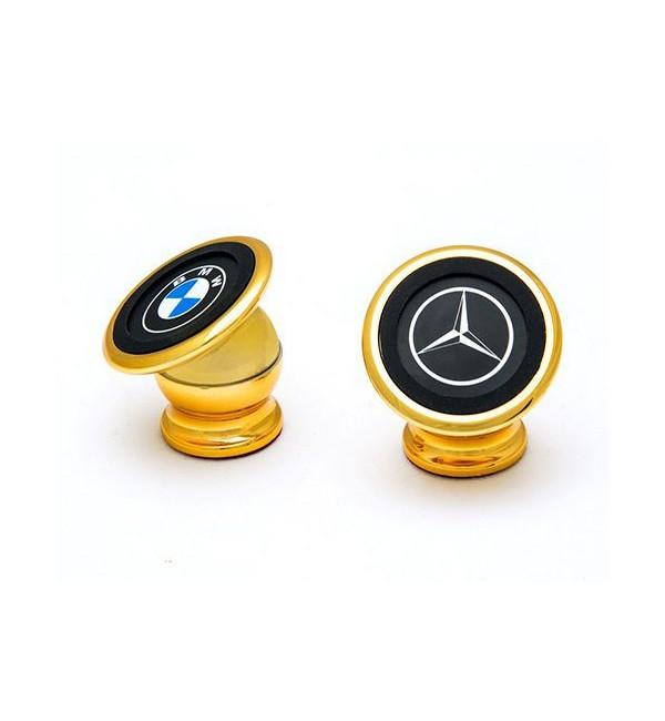 پایه نگهدارنده مگنتی موبایل طرح برند اتومبیل