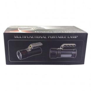 چراغ قوه فلزی LED مدل MT-6000