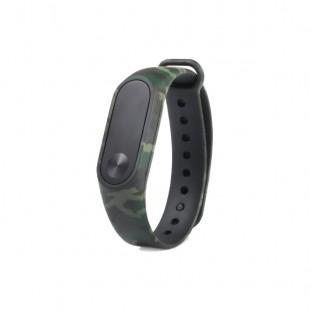بند سیلیکونی دستبند سلامتی شیائومی می بند مدل Mi Band 2