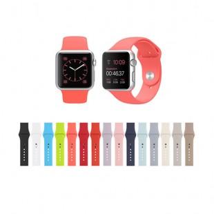بند سیلیکونی اپل واچ Apple Watch Band 38mm