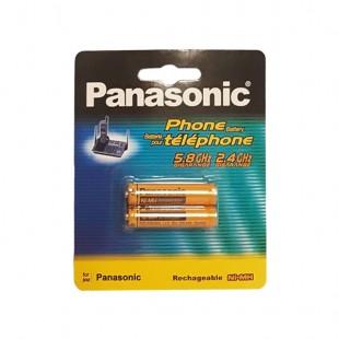 باتری نیم قلمی شارژی پاناسونیک مدل HHR-3MRT/2BM