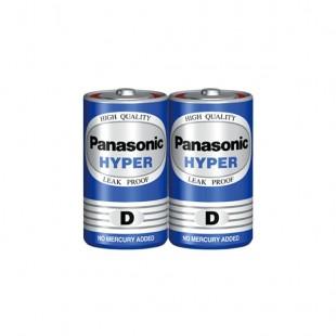 باتری بزرگ پاناسونیک سایز D ولتاژ 1.5 مدل Hyper
