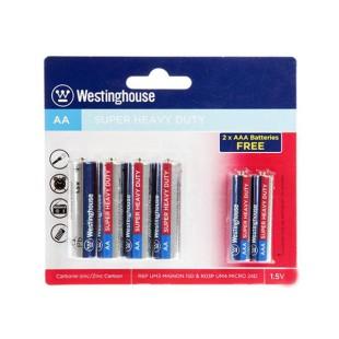 باتری قلمی وستینگهاوس سایز AA