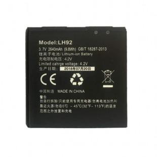 باتری مودم همراه ایرانسل(irancell 4G modem LH92) LH92 , 3.7v , 2640mAh