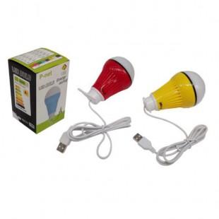 لامپ LED کمپینگ با پورت USB