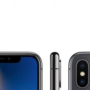 موبایل اپل مدل iphone x با ظرفیت 256 گیگابایت مشکی