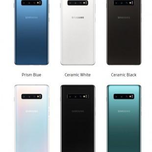 مشخصات گوشی موبایل سامسونگ +Galaxy S10