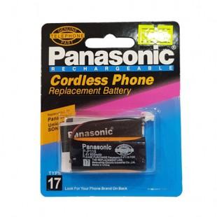 باتری تلفن بی سیم پاناسونیک مدل P-P115