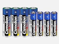 باتری غیر شارژی