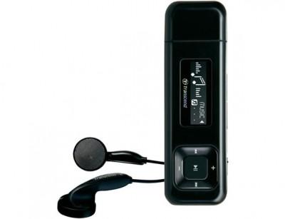 MP3 پلیر ترنسند مدل ام پی 330 مشکی 8 گیگابایت کارکرده