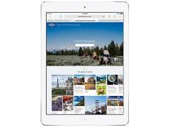 تبلت اپل آیپاد ایر سیم کارت خور 32 گیگابایت نقره ای کارکرده
