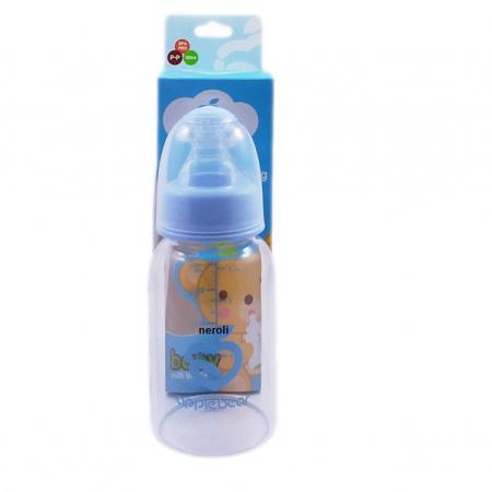 شیرخوری شیشه ای ( پیرکس ) apple.bear