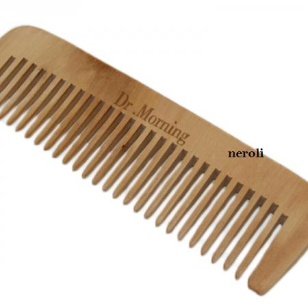 شانه چوبی موی فر دکتر مورنینگ