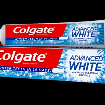 خمیر دندان کلگیت مدل ADVANCED WHITE ( سفید کننده )