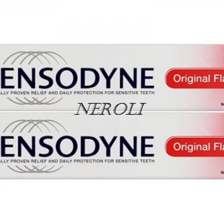 خمیر دندان سنسوداین مدلOriginal Flavour ( بسته 2 عددی )