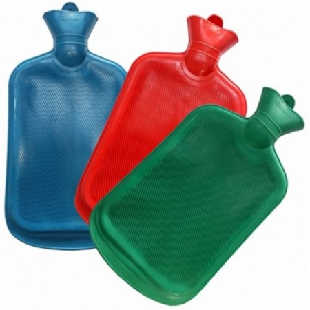 کیسه آبگرم دو لیتری ساده