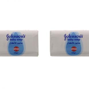 صابون بچه جانسون ( بسته 2 عددی )