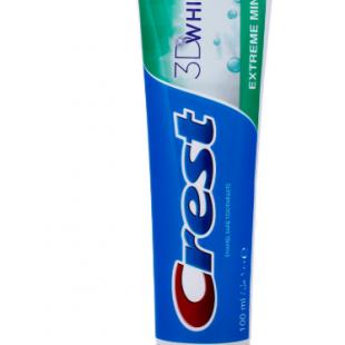خمیر دندان سفید کننده کرست مدل 3D WHITE ( بسته 3 عددی )