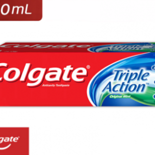 خمیر دندان کلگیت مدل Triple Action (1-2-3)