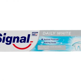 خمیر دندان سیگنال فرانسه مدل DAILY WHITE