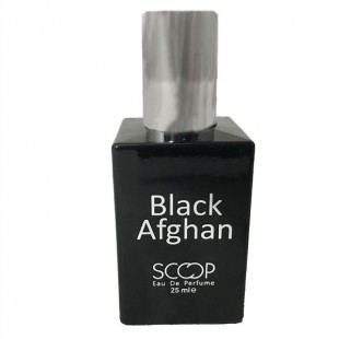 عطر مردانه اسکوپ مدل BLACK AFGHAN