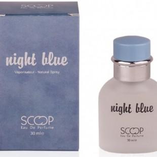 عطر مردانه اسکوپ مدل night blue