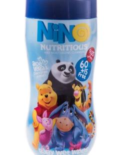 دستمال مرطوب نینو
