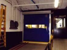 درب اتوماتیک پرسرعت (های اسپید) PVC Canvas