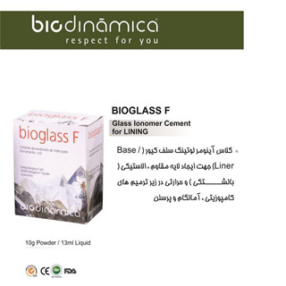 BIOGLASS  F