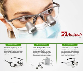 Surgical Loupes & Lights