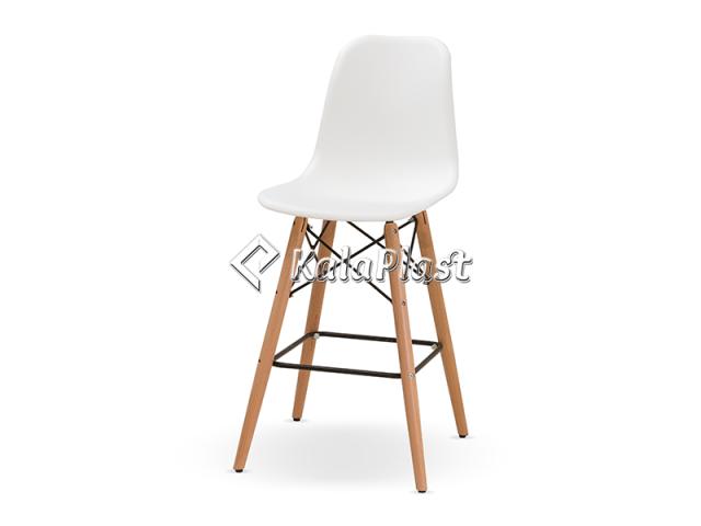 صندلی اپن پایه چوبی ایمیز