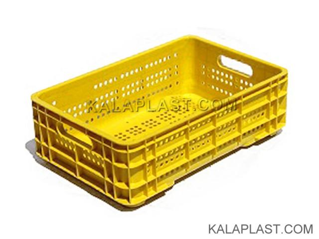 سبد صنعتی پلاستیکی کد 3417