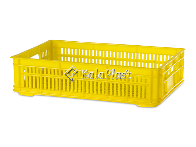 سبد صنعتی پلاستیکی کد 3002