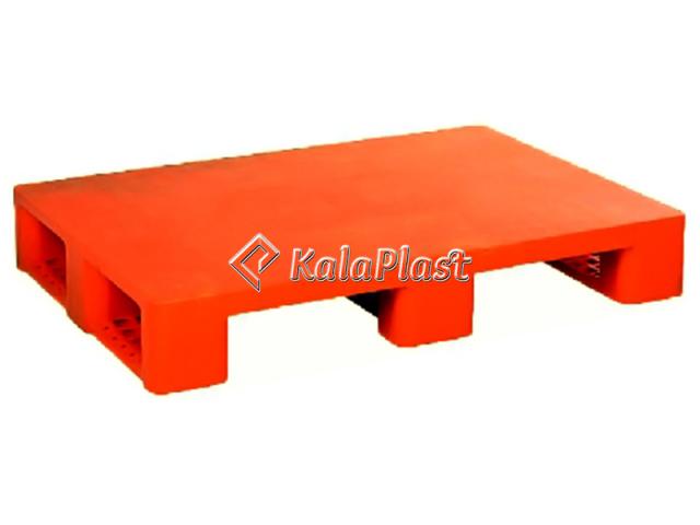 پالت پلاستیکی صنعتی کد 140