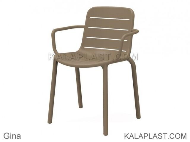 صندلی دسته دار گینا ساخت اسپانیا