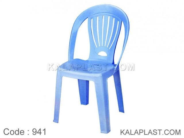 پک 6 عددی صندلی بدون دسته خورشیدی 941