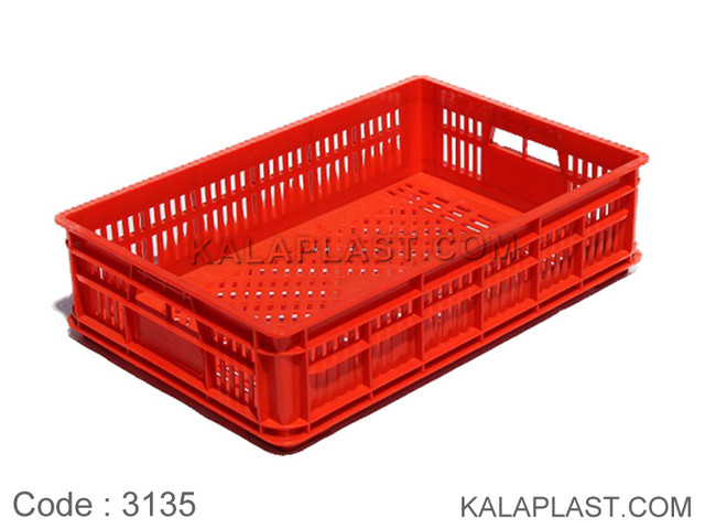 سبد صنعتی پلاستیکی کد 3135