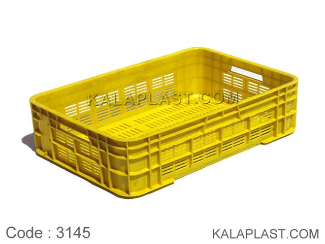 سبد صنعتی پلاستیکی کد 3145