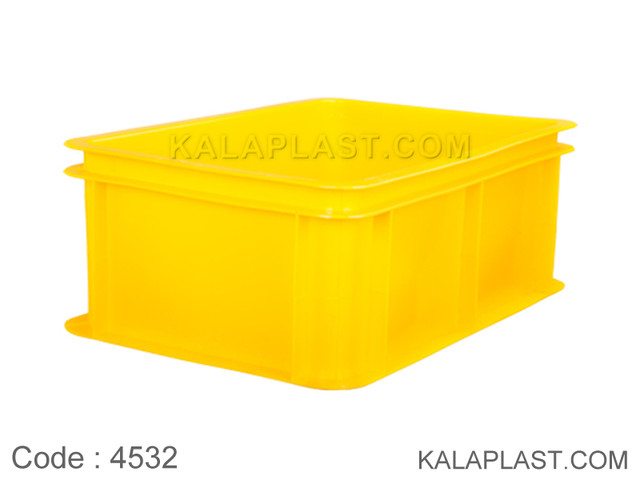 جعبه صنعتی پلاستیکی کد 4532