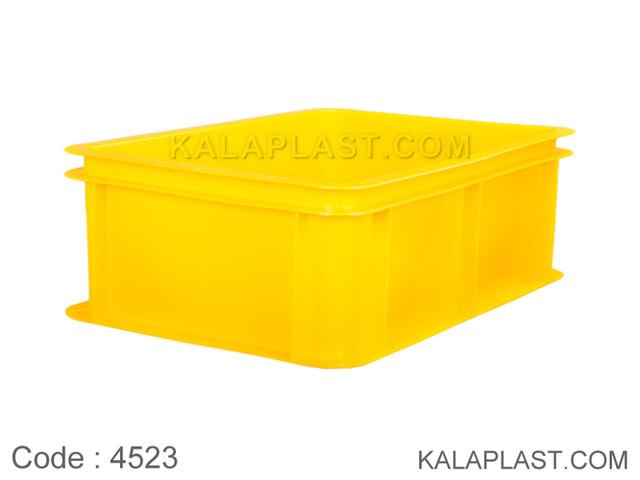 جعبه صنعتی پلاستیکی کد 4523