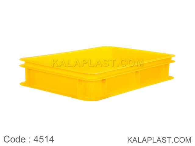 جعبه صنعتی پلاستیکی کد 4514