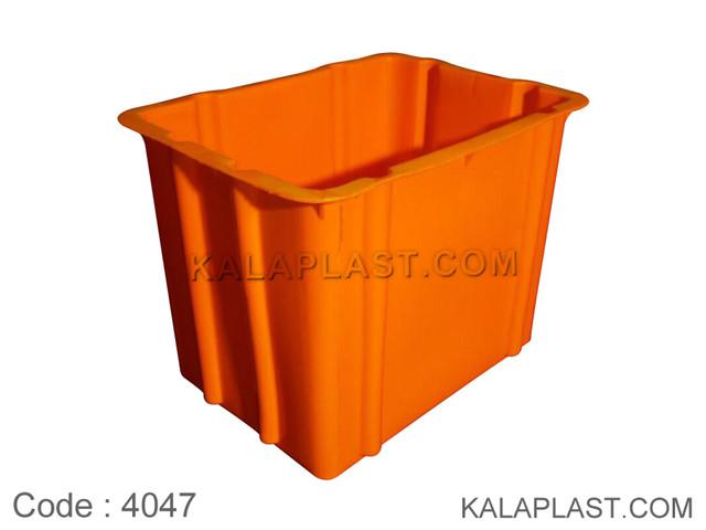 جعبه صنعتی پلاستیکی کد 4047