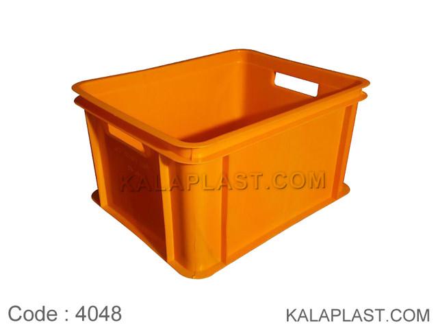 جعبه صنعتی پلاستیکی کد 4048