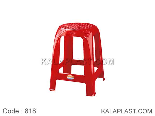 چهارپایه هشت ضلعی بلند کد 818