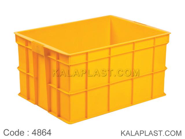 جعبه صنعتی پلاستیکی کد 4103