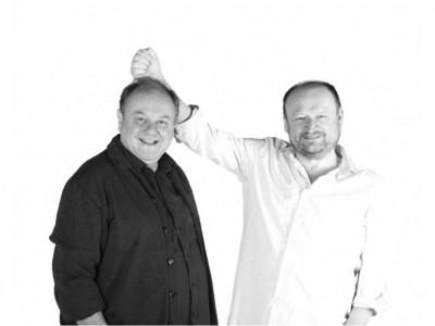 Claudio Dondoli and Marco Pocci