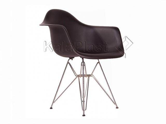 صندلی دسته دار ایزی با پایه ایفلی EI