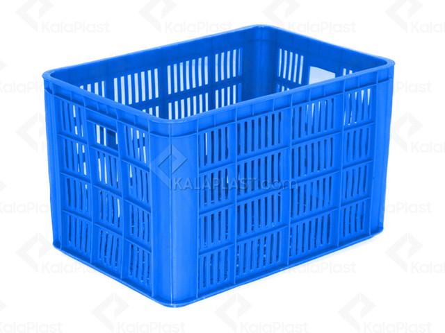 سبد صنعتی پلاستیکی کد 3750